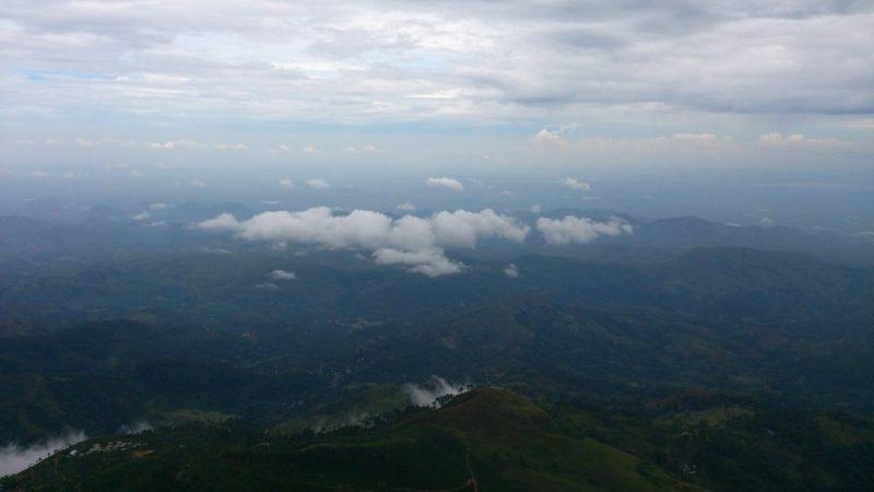 Amazing Panoramic View from Lipton's Seat