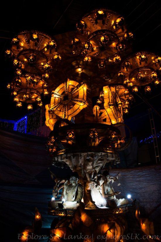vesak lanterns