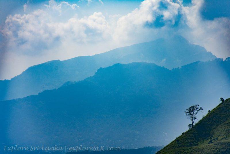 Amazing view of hills