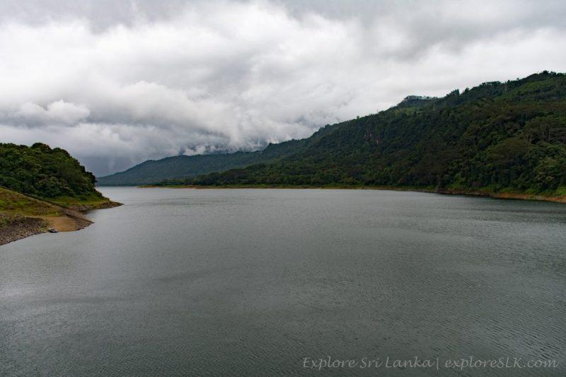 Kotmale Reservoir