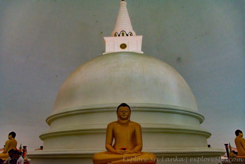 Inner Stupa