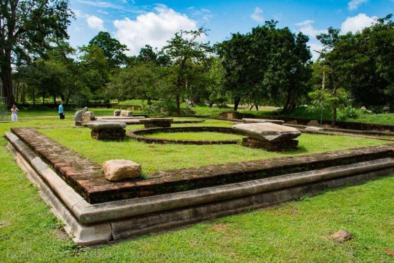 Archeological Ruins at Thuparamaya