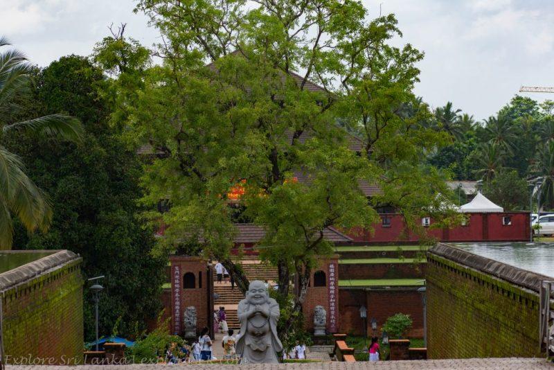 Path to the Dharma Shala