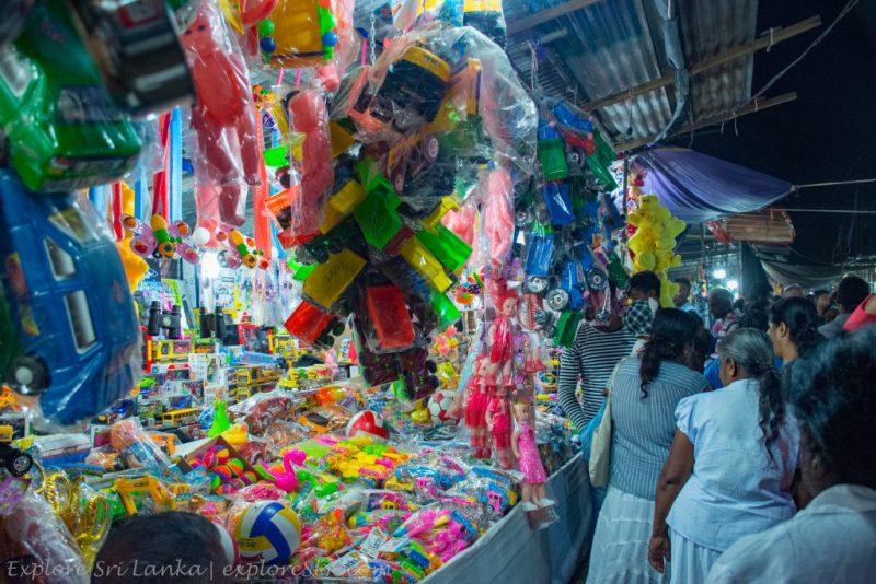 Toy Stalls