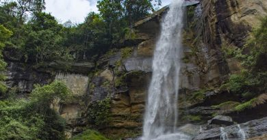 Ramboda Falls – One of a Kind