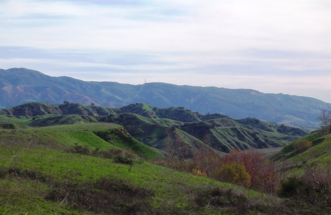 Chino Hills: North Orange County's Tranquil Backcountry ...