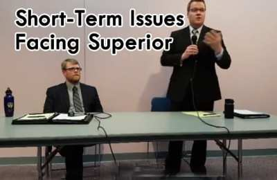 Explore Superior mayoral forum tackles short-term issues facing Superior