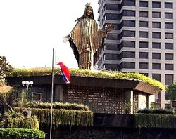 Edsa Shrine  A City of New Horizons