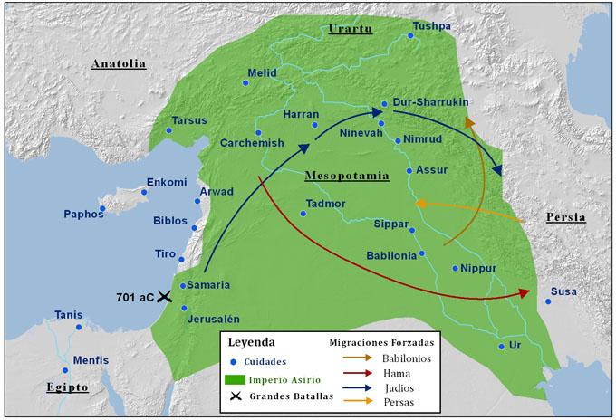 Los Asirios