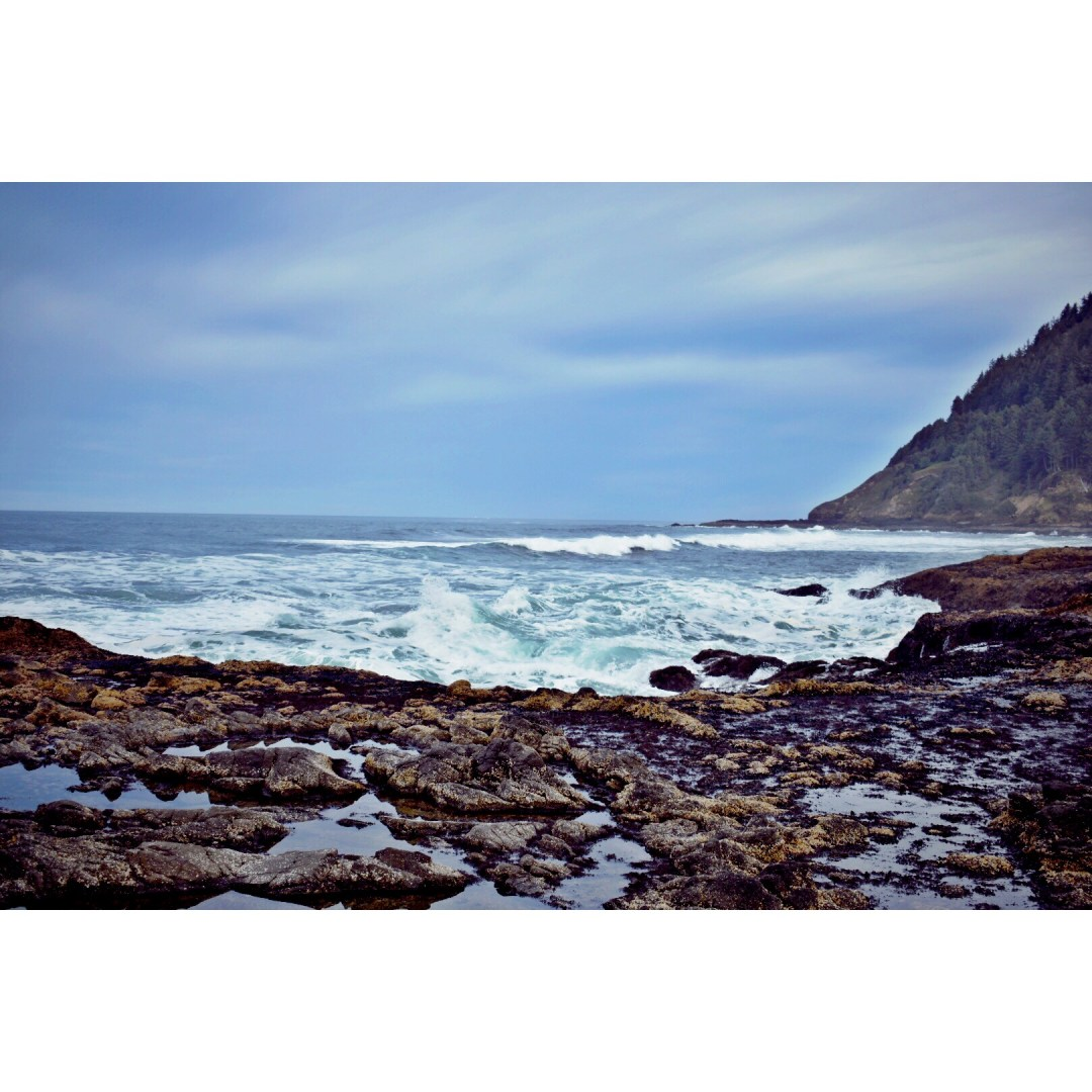 Cape Perpetua, Yachats Oregon