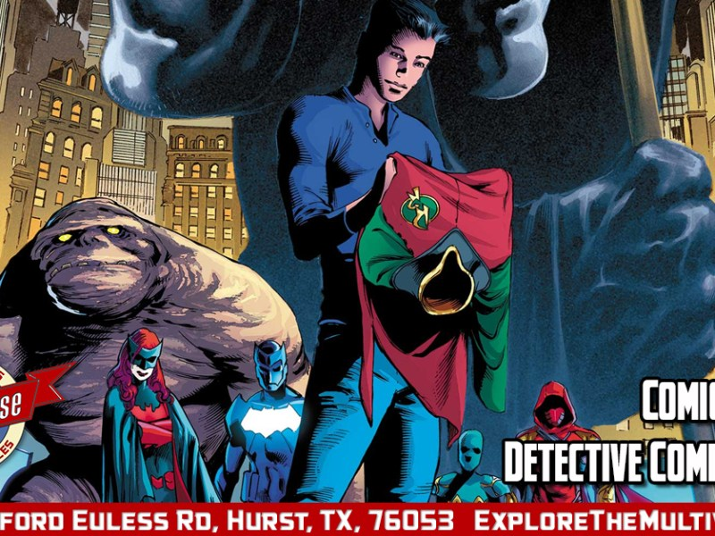Comic Review – Detective Comics #965