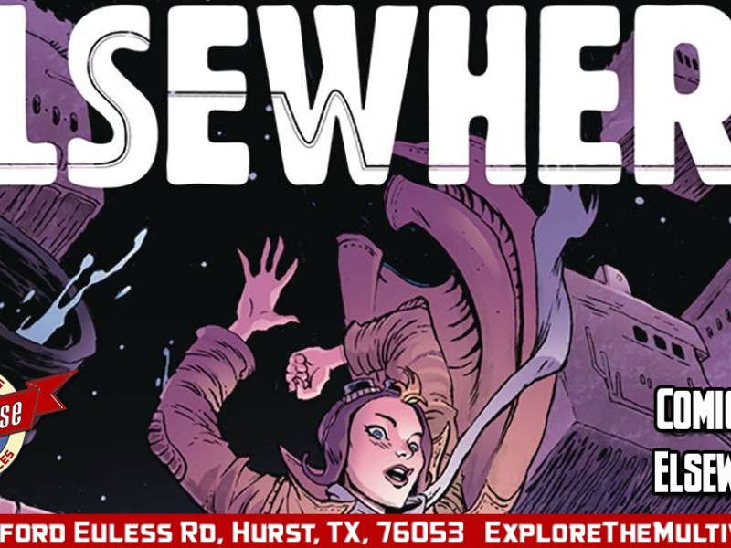 Comic Review – Elsewhere #2