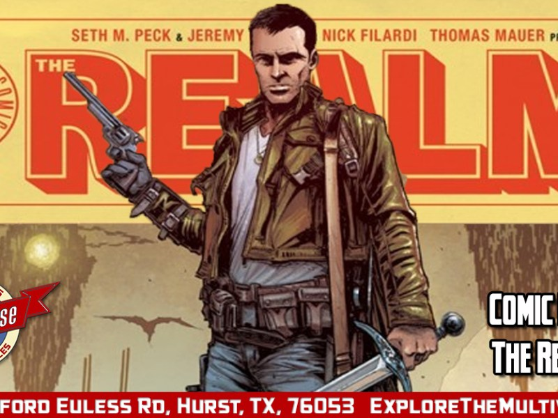 Comic Review – The Realm #1