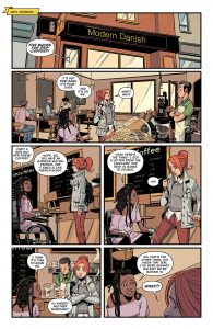 Batgirl: Son Of Penguin Page 3