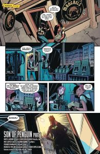 Batgirl: Son Of The Penguin Page 1