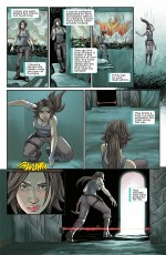 Tomb Raider Survivor's Crusade Page 2