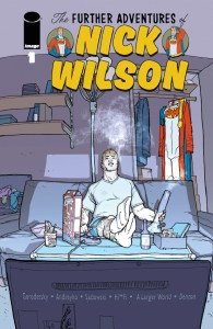 The Further Adventures Of Nick Wilson #1 Cover