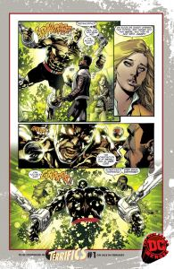 The Terrifics #1 Page 6
