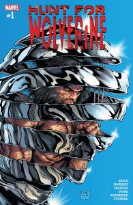 Hunt For Wolverine #1 Cover