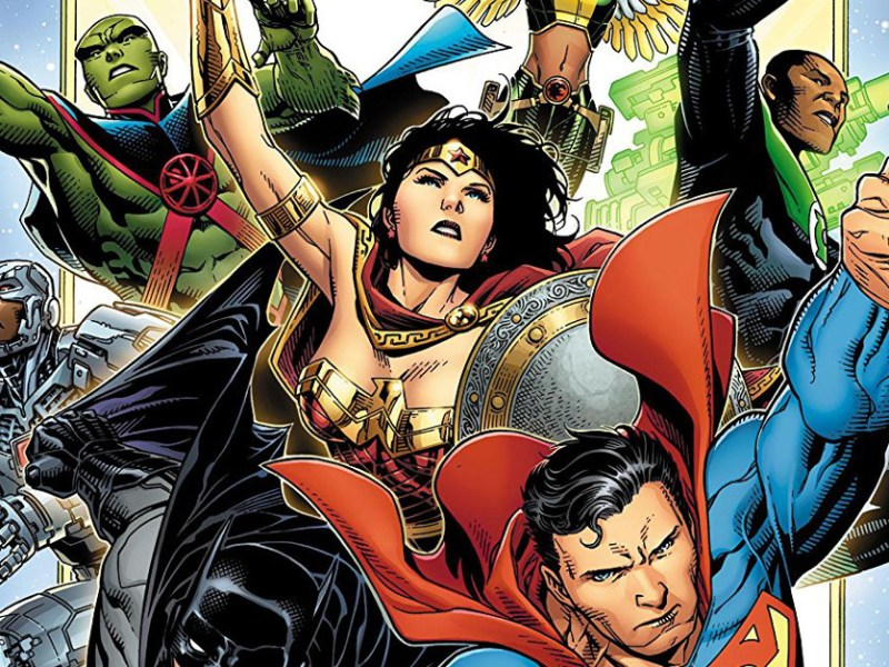 Comic Review – Justice League #1