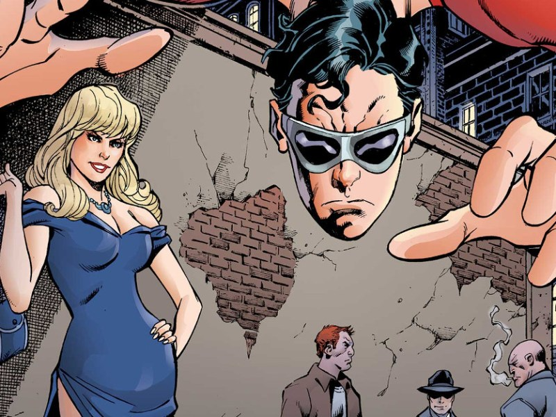 Comic Review – Plastic Man #1