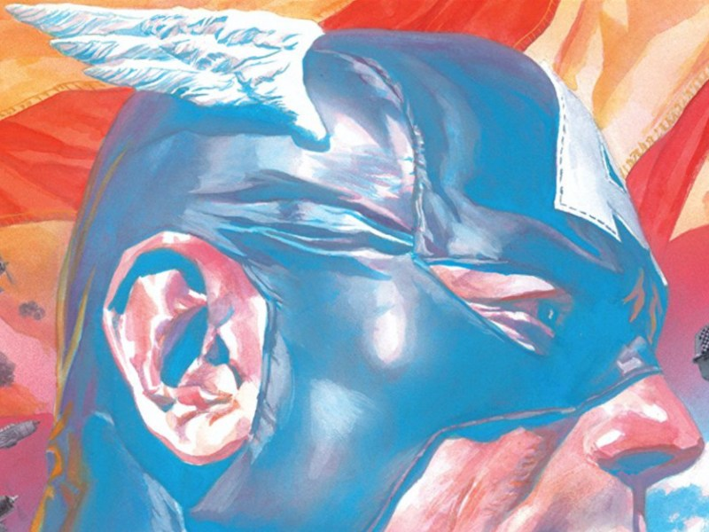 Comic Review – Captain America #1