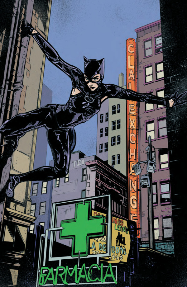 Catwoman #1 Page 20