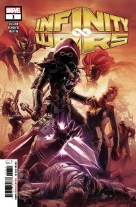 Infinity Wars #1 Cover