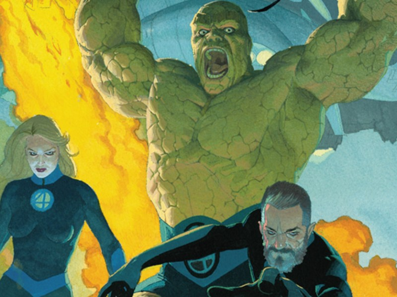 Comic Review – Fantastic Four #1