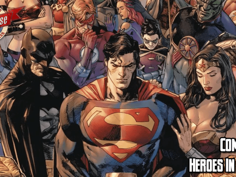 Comic Review – Heroes In Crisis #1
