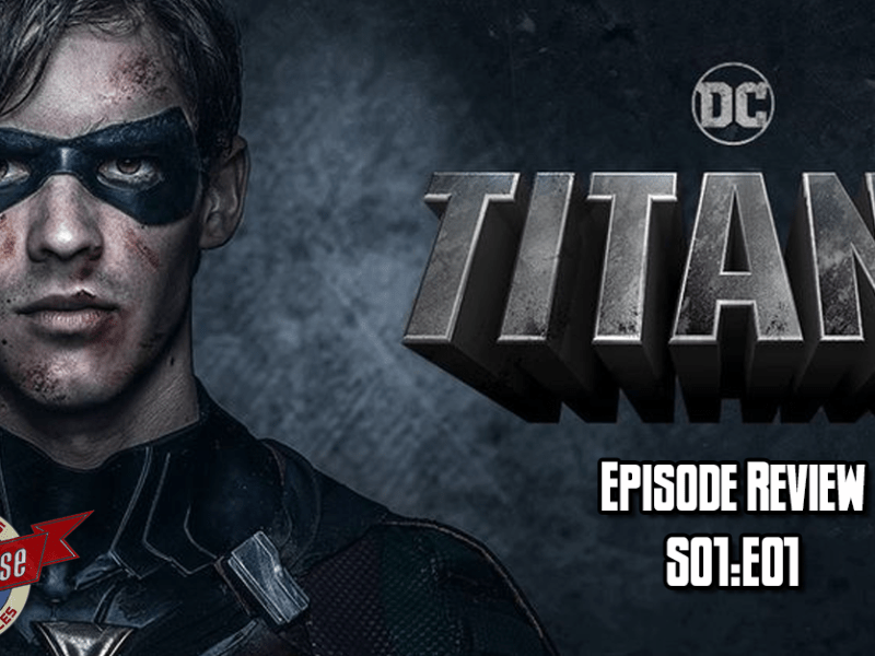 Titans Episode Review S01:E01