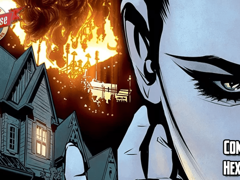 Comic Review – Hex Wives #1