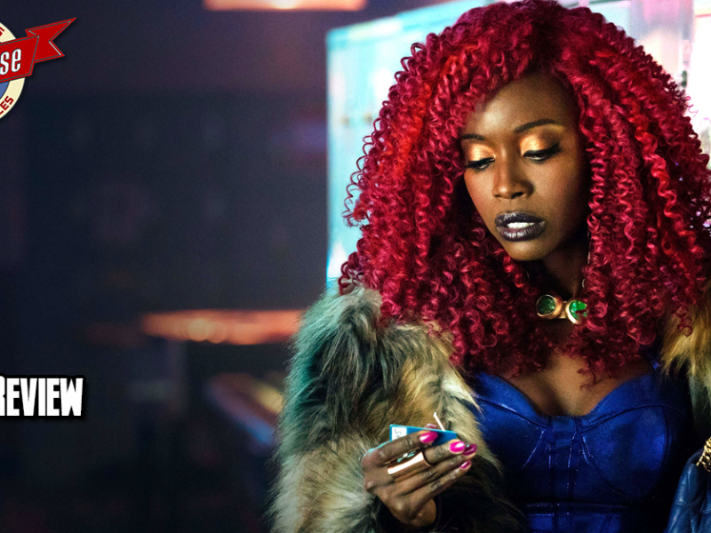 Titans Episode Review S01: E03