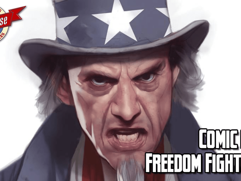 Comic Review – Freedom Fighters #1