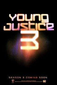 Young Justice Season 3 Cover