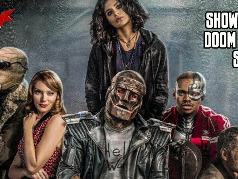 DOOM PATROL EPISODE REVIEW S01:E01