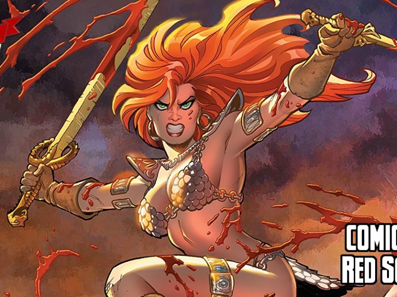 Comic Review – Red Sonja #1