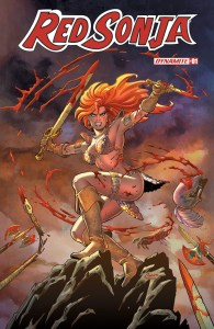 Red Sonja #1 Cover