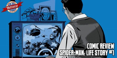 Spider-Man Life-Story #1 Banner
