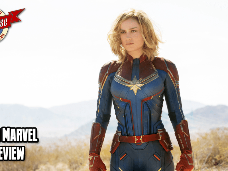 MOVIE REVIEW – CAPTAIN MARVEL