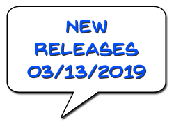 NEW RELEASES [42] 03/13/2019