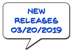 NEW RELEASES [41] 03/20/2019