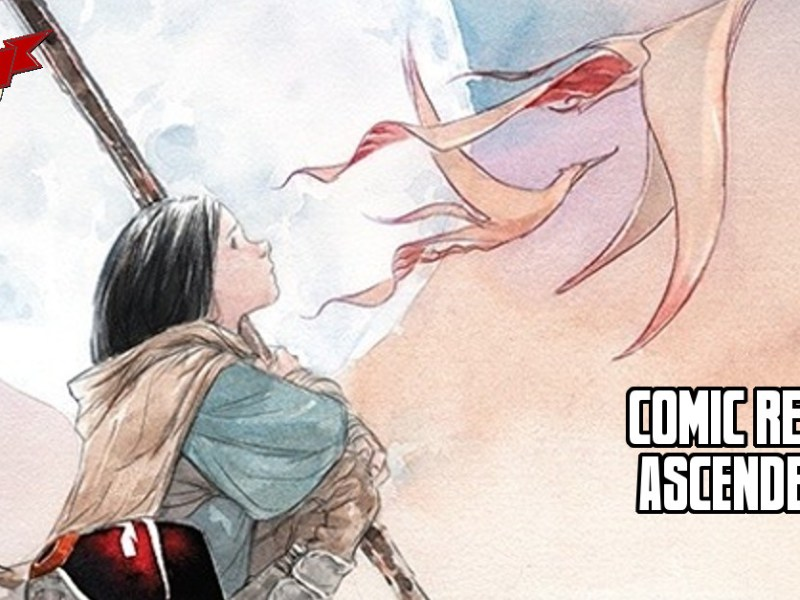 Comic Review – Ascender #1