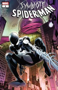 Symbiote Spider-Man #1 Cover