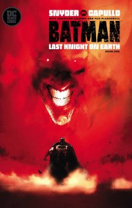 Batman Last Knight On Earth #1 Cover