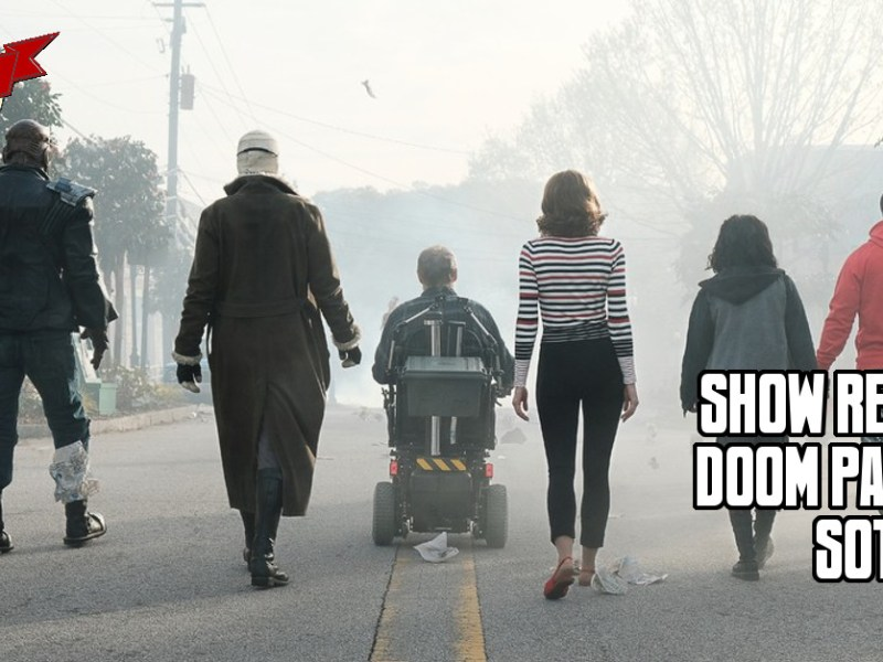 DOOM PATROL EPISODE REVIEW S01:E15
