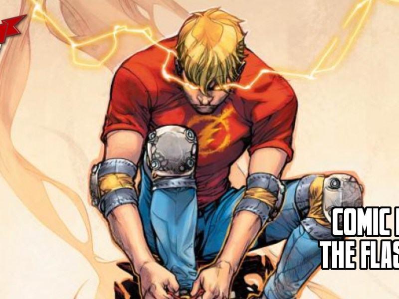 Comic Review – The Flash #70