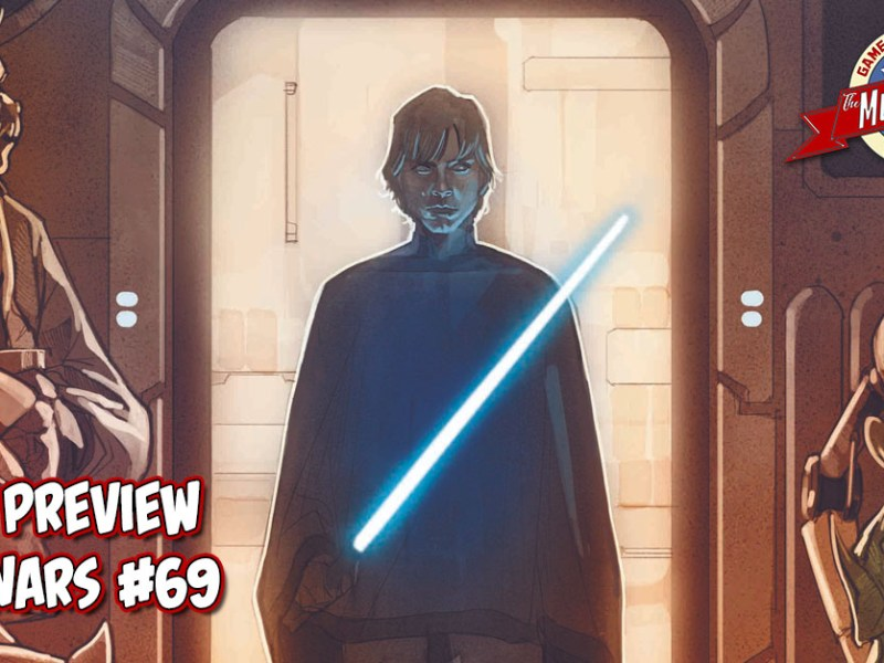 COMIC PREVIEW – STAR WARS #69