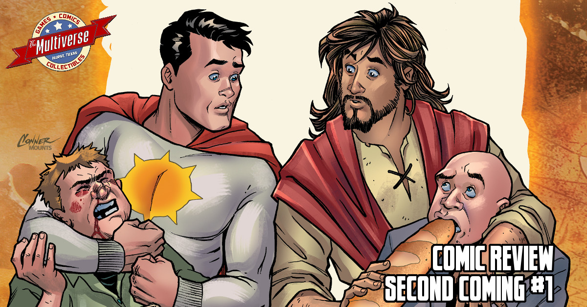 Second Coming #1 Banner