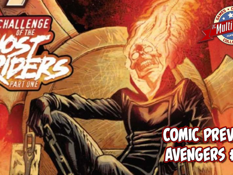 COMIC PREVIEW – AVENGERS #22